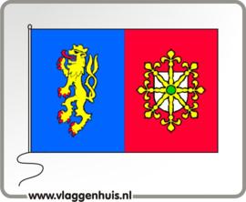Vlag gemeente Mook-Middelaar