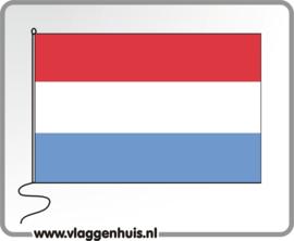 Tafelvlag Luxemburg 10x15 cm