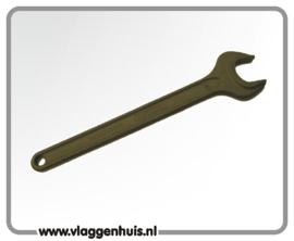 Steeksleutel 30 mm t.b.v. kantelanker (M20)