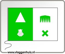 Vlag gemeente Alphen Chaam