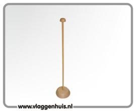 Tafelstandaard 01 mastje met voetje