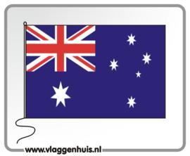 Tafelvlag Australië 10x15 cm