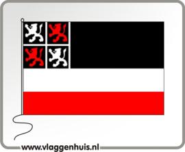 Vlag gemeente Uitgeest