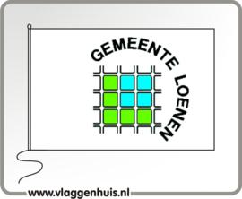 Vlag gemeente Loenen