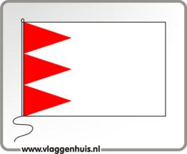 Vlag gemeente Meerlo-Wanssum