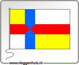 Vlag gemeente Kapelle