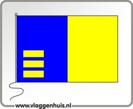 Vlag gemeente Meijel