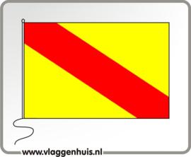 Vlag gemeente Ubbergen