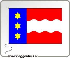 Vlag gemeente Dongeradeel