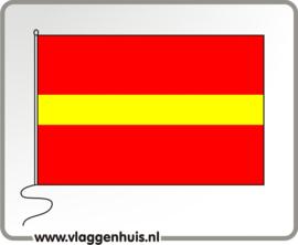 Vlag gemeente Bennebroek