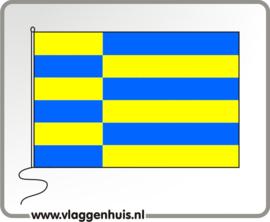 Vlag gemeente Helden
