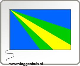 Vlag gemeente Zeewolde