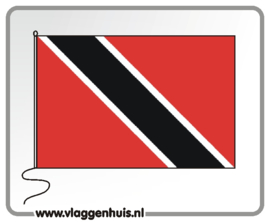 Tafelvlag Trinidad-Tobogo 10x15 cm