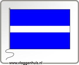 Vlag gemeente Wonseradeel