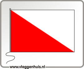 Vlag gemeente Utrecht