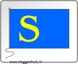 Vlag gemeente Laren