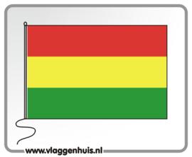 Tafelvlag Bolivia 10x15 cm