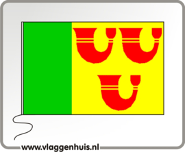 Vlag gemeente Heeze-Leende