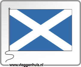 Tafelvlag Schotland 10x15 cm