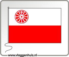 Vlag gemeente Wageningen