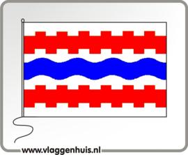 Vlag gemeente Giessenlanden