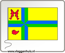 Vlag gemeente Werkendam