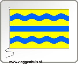 Vlag gemeente Graafstroom