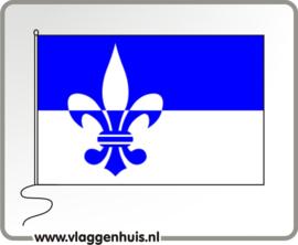 Vlag gemeente Scherpenzeel
