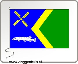 Vlag gemeente Schermer