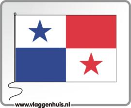 Tafelvlag Panama 10x15 cm