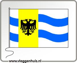 Vlag gemeente WestMaas-Waal