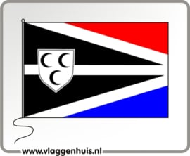 Vlag gemeente Krimpen aan de IJssel