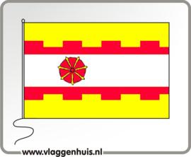 Vlag gemeente Zederik