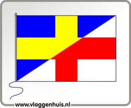 Vlag gemeente Oldenzaal