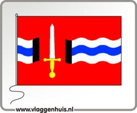 Vlag gemeente Reimerswaal