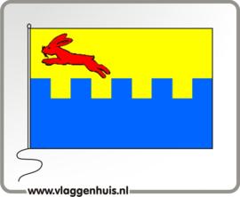 Vlag gemeente Gaasterland-Sloten