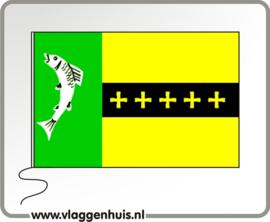 Vlag gemeente Woudrichem
