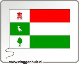 Vlag gemeente Halderberge