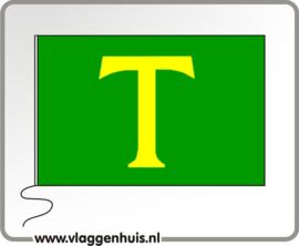 Vlag gemeente St. Antonius