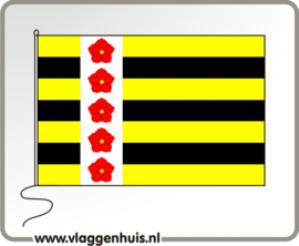 Vlag gemeente Horst aan de Maas