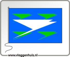 Vlag gemeente Zuidhorn