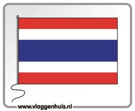 Tafelvlag Thailand 10x15 cm