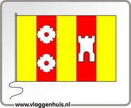 Vlag gemeente Rozenburg