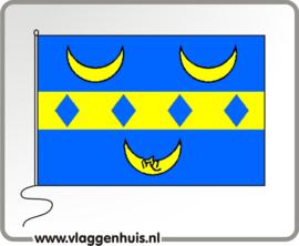Vlag gemeente Jacobswoude