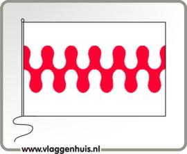 Vlag gemeente Groesbeek