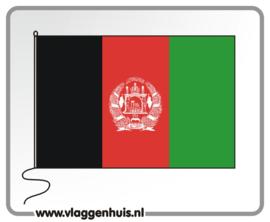 Tafelvlag Afganistan 10x15 cm