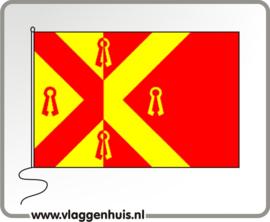 Vlag gemeente Gennep