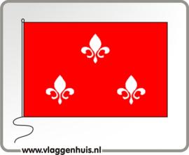 Vlag gemeente Beverwijk