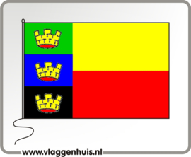 Vlag gemeente Nijefurd
