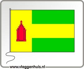 Vlag gemeente Zevenhuizen